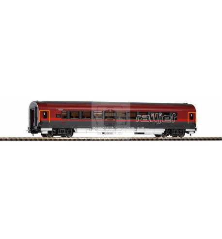 Wagon Osobowy 1.Kl. Railjet VI - Piko 57642