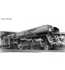 Roco 78135 - Dampflokomotive 01 507, DR