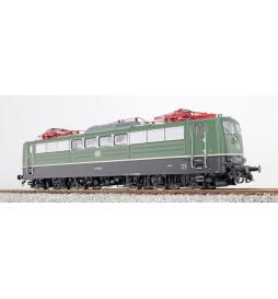 Lokomotywa elektryczna 151 018, zielona, DC/AC (ESU 31033)