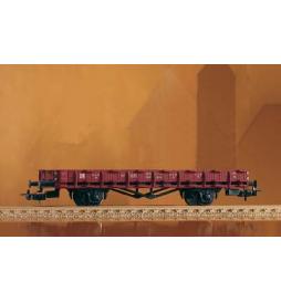 Wagon Towarowy Platf. Roos61 DR III - Piko 57701