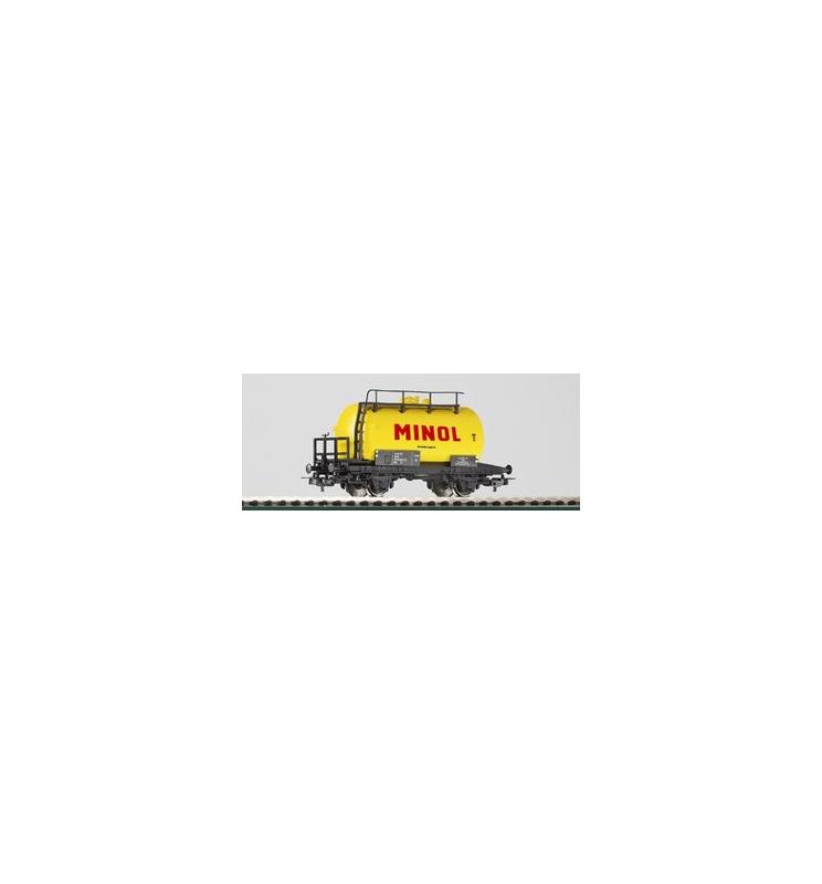 Wagon Towarowy Cysterna MINOL DR IV - Piko 57713