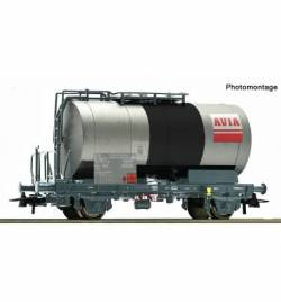 "Roco 76972 - Wagon cysterna ""Avia"", SBB, ep. IV-V"