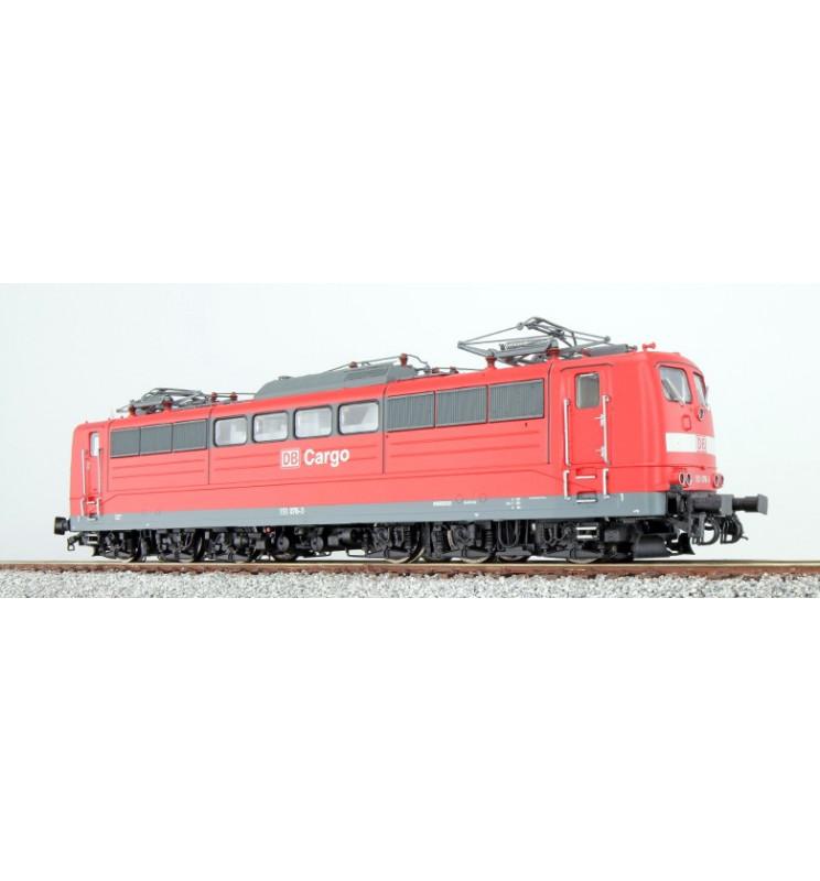 Lokomotywa elektryczna 151 078 DB Cargo, czerwona, DC/AC (ESU 31034)
