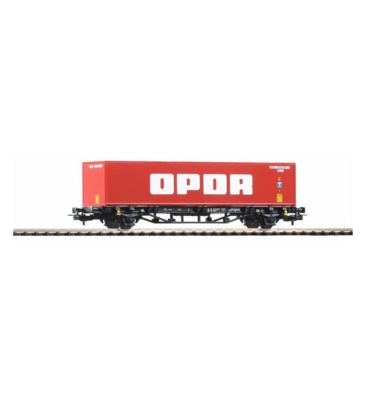 Wagon Towarowy Platf.z kontenerowy 1x40' NS OPDR V - Piko 57727