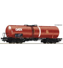 "Roco 76696 - Wagon cysterna Zas ""GATX"" Rail Poland, ep.VI"