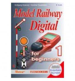 Roco 81391 - Podręcznik: Sterowanie cyfrowe dla początkujących, część 1