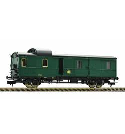 Fleischmann 507402 - Wagon bagażowy typ 27, SNCB