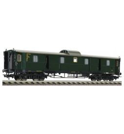 Fleischmann 568003 - Schnellzug-Gepäckwagen Bauart Pw 4ü, DB
