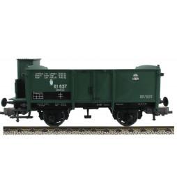 Fleischmann 591202 - Offener Güterwagen Bauart Omk[u], K.Bay.Sts.B.