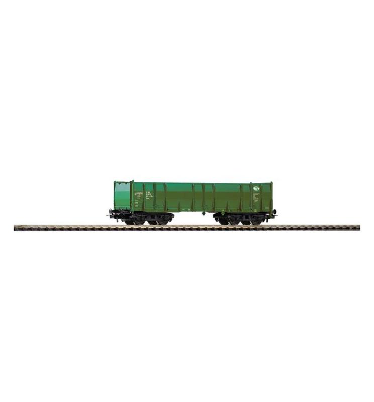 Wagon Towarowy wysokoburtowy ITL VI, zielony - Piko 57794