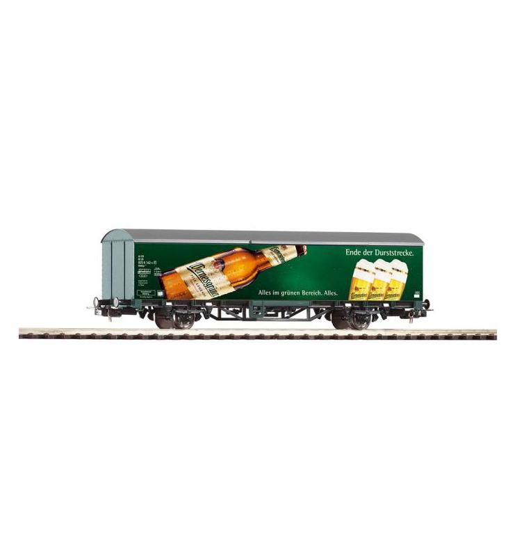 """Wagon Towarowy Kryty """"Wernesgrüner"""" DB AG VI - Piko 57798"""