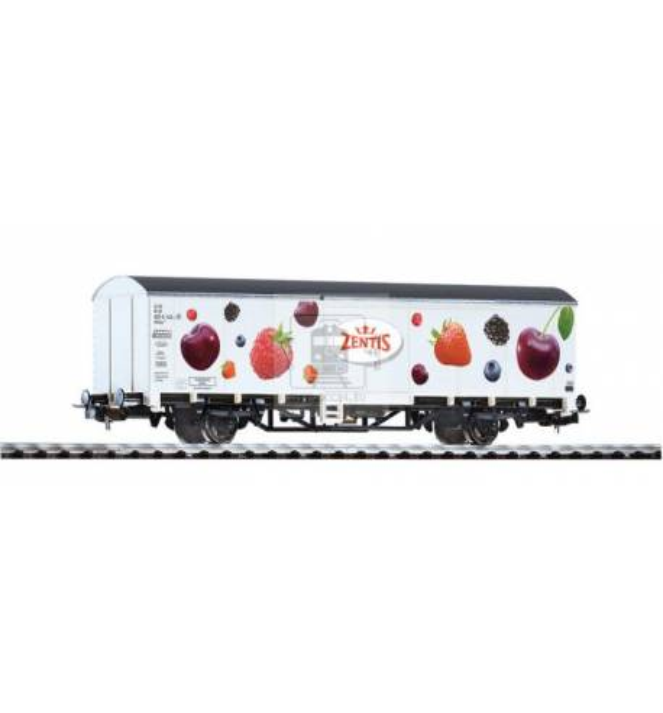 """Wagon Towarowy Kryty """"ZENTIS"""" DB AG VI - Piko 58711"""
