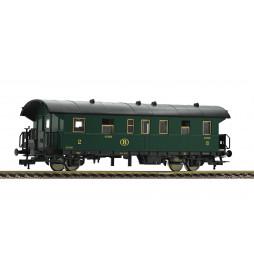 Fleischmann 507707 - Wagon pasażerski 2/3kl typ 27, SNCB