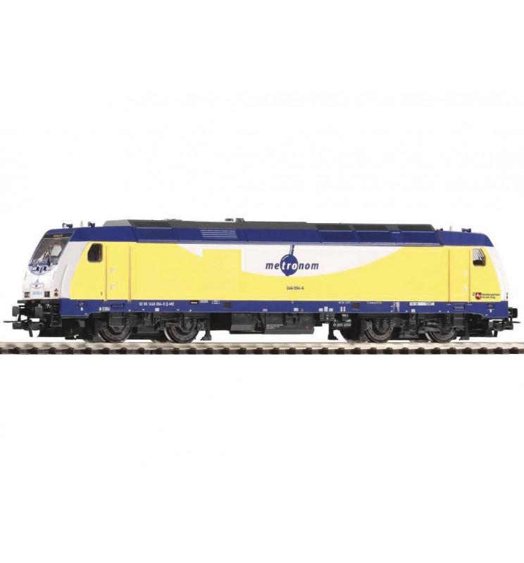 Piko 57531 - Spalinowóz TRAXX P160 DE Metronom
