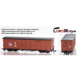 PMT 54403-PL Wagon wąskotorowy kryty Kdx PKP ep.IVa H0e