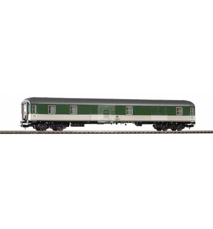 Wagon bagaż. Dm902 DB IV ziel/szary - Piko 59637