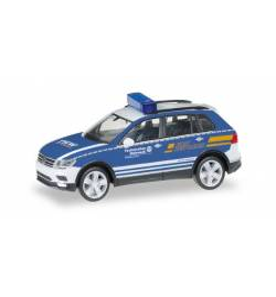 "Herpa 093231 - VW Tiguan ""THW Dachau"""