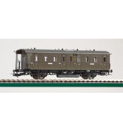 Wagon Sachsenwg. DRG II Traglasten Ctr Sa 16 - Piko 53142