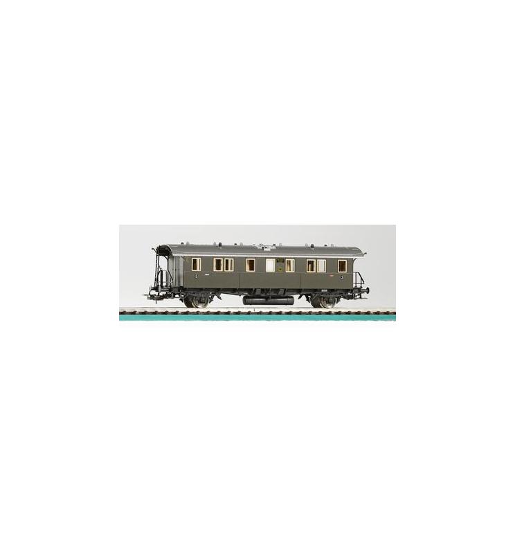 Wagon Sachsenwg. DRG II 3.Kl. Ci sa 09/36 - Piko 53143
