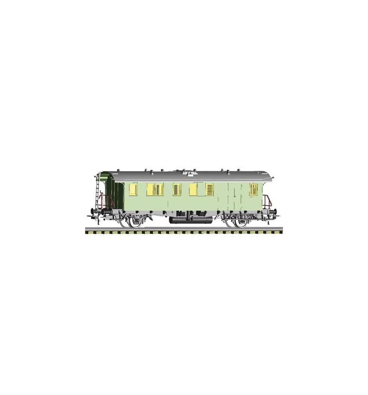 Wagon Sachsenwg. DRG II Pocztowy CtrSa10 - Piko 53144