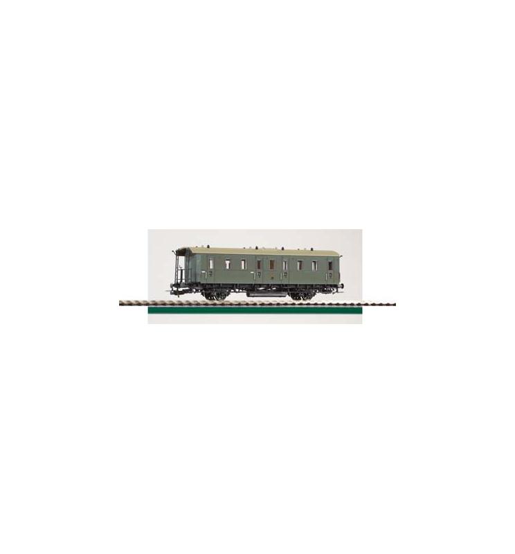 Wagon Sachsenwg. KSStEB I DiSa12 - Piko 53154