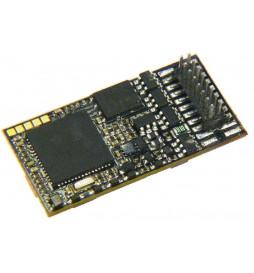 Dekoder jazdy i dźwięku MX645P16 (3W) DCC PluX 16-pin