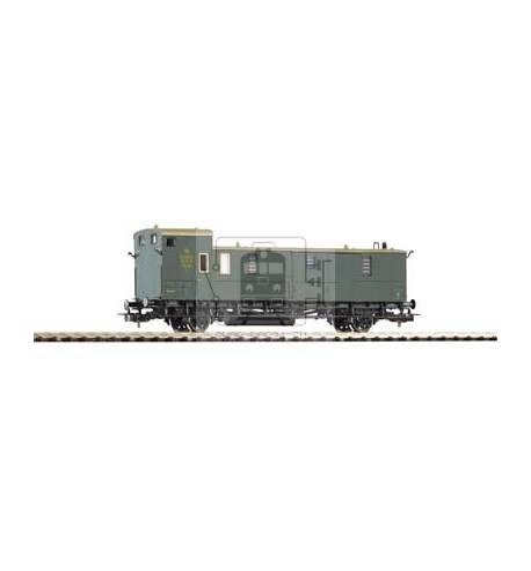 Wagon Sachsenwg. KSStEB I Bagażowy PwSa10 - Piko 53157