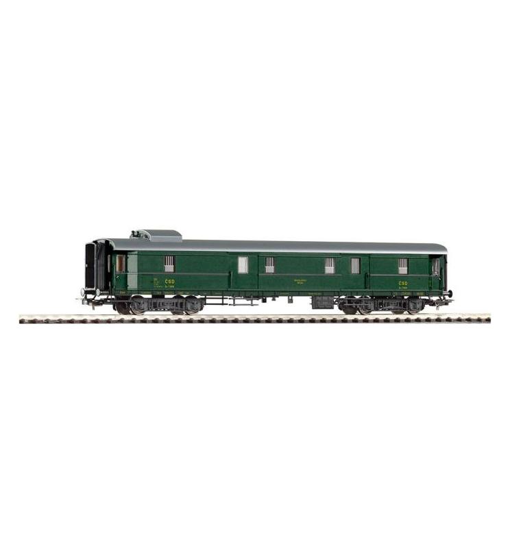 Wagon Bagażowy Da CSD III - Piko 53175