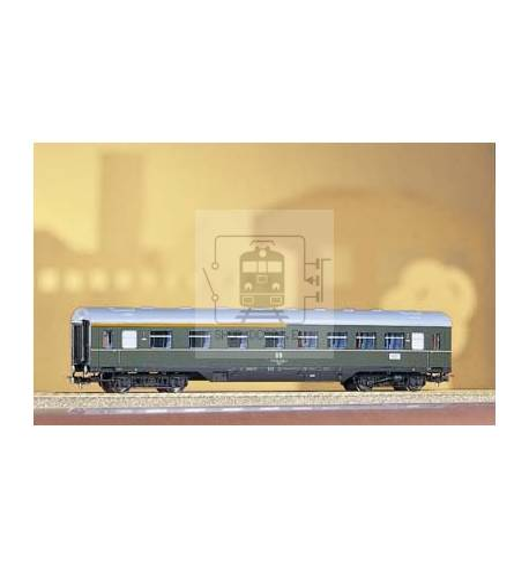 Wagon Osobowy 1./2. Kl. ABge DR IV Spoiler - Piko 53245