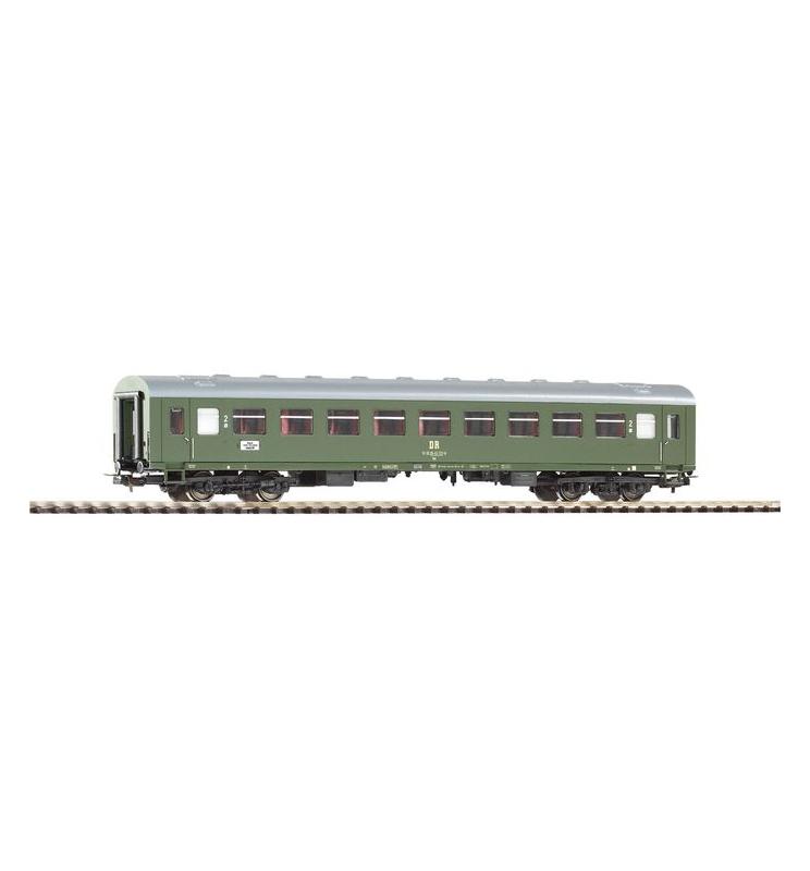 Wagon Osobowy 2. Kl. Bge DR IV - Piko 53255