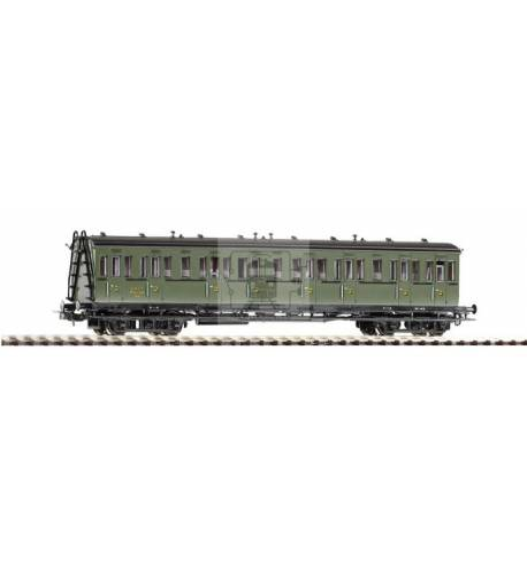 Wagon Osobowy Przedział. 2. Kl. SNCF III o.Bh - Piko 53312