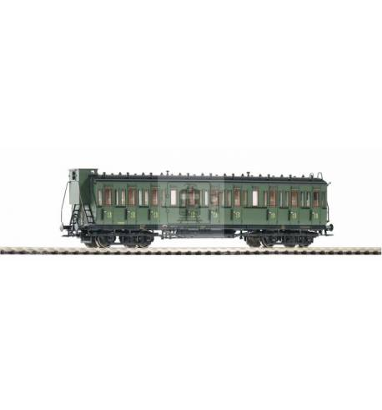 Wagon Osobowy Przedział. 3.Kl. SNCB III m.Bh. - Piko 53313