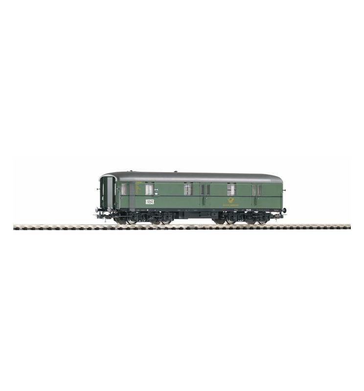 Wagon Pocztowy. Post Bpw4-b15 DBP III - Piko 53327