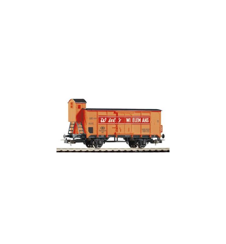 Wagon Towarowy Kryty Wiel's B III m..Bh. - Piko 54009