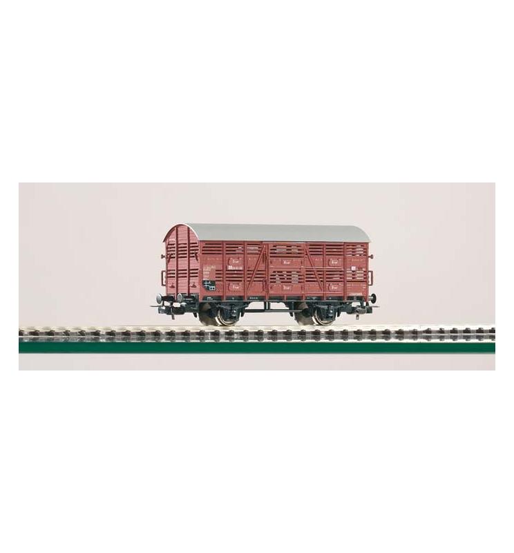 Wagon Towarowy Klatkowy V23 DR III - Piko 54033