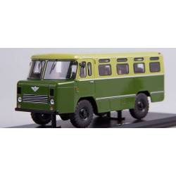 Herpa 83SSM4013 - Soviet army bus AS-38,green-kh