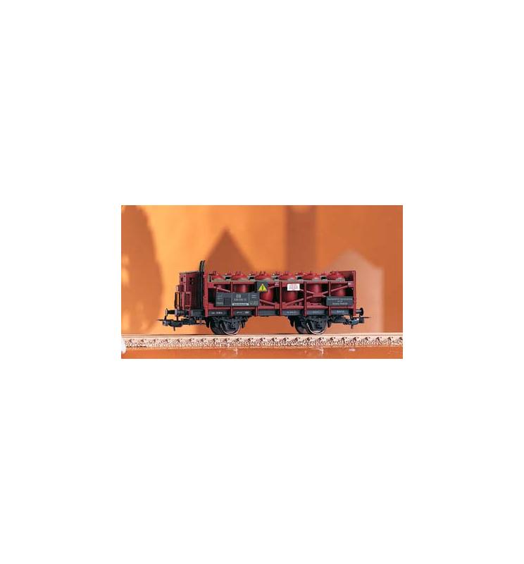 Wagon Towarowy Do Butli z kwasem, DB III, Teerverwertung - Piko 54257