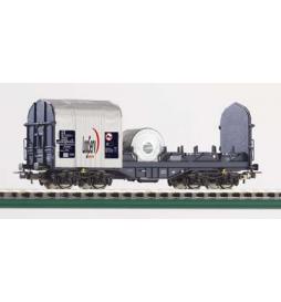 Wagon Towarowy Plandekowy, offen DB AG V LogServ - Piko 54396