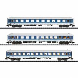 Trix 15948 - 30 Years of the Interregio Passenger Car Set