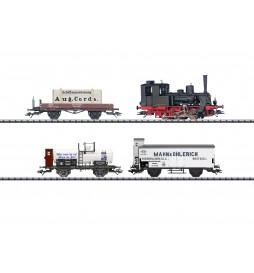 Trix 21344 - Zestaw pociągu 800 Lat Roztoku, DCC z dźwiękiem