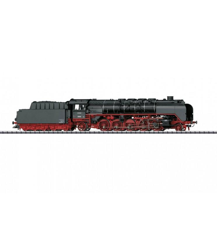 Trix 22946 - Ciężki parowóz towarowy BR45 DB, DCC z dźwiękiem