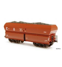 Roco 56331 - Wagon talbot PKP WWyah 410 031, ep. IIIc z ładunkiem węgla, Wałbrzych