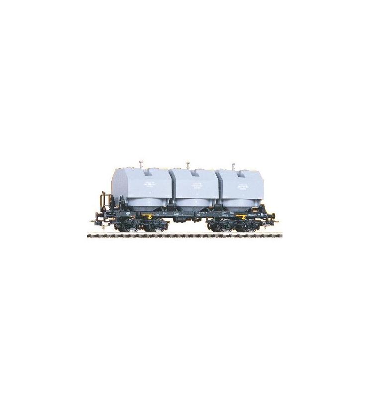 Wagon Towarowy Kubełk.do wapna, Slmmp DR IV - Piko 54450