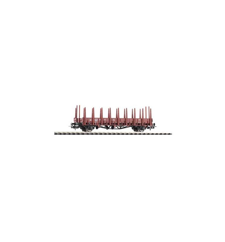 Wagon Towarowy Platf.z kłonicami, Rmm33 DB III - Piko 54460