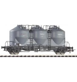 Wagon Towarowy Silos na granulat, Kds67 DB III - Piko 54510