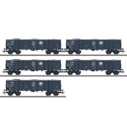 "Zestaw 6 cystern ""DB Schenker Rail Spedkol"" - Marklin 46461"