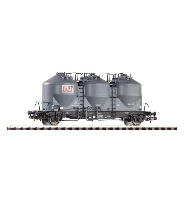 Wagon Towarowy Silos na granulat, Kds BASF DB III - Piko 54516