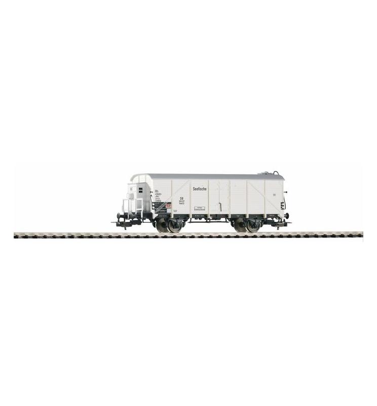 """Wagon Towarowy Chłodnia, Tko """"Seefische """" DB III m. Bh - Piko 54557"""