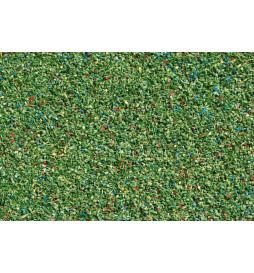 Auhagen 60823 - Posypka łąka ciemna zieleń 70g