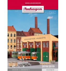 Auhagen 99614 - Katalog Nr 14 zawierający nowości 2017